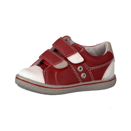 Ricosta NIPY Converse Style Velcro Shoes (Red)